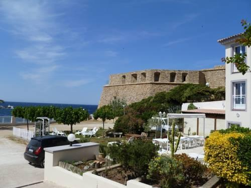 Hotel Finden In Algajola