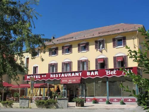 Hotel Bel'Air Jausiers
