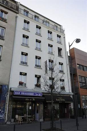 hotel reims paris compare deals
