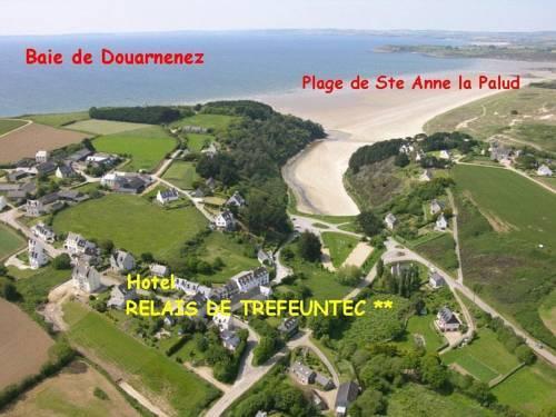 Hotel Relais De Trefeuntec