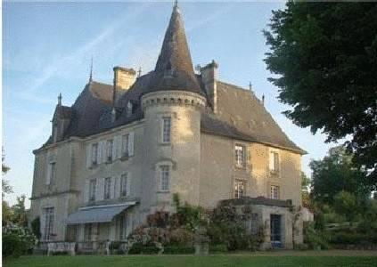 Chateau de la Chabroulie