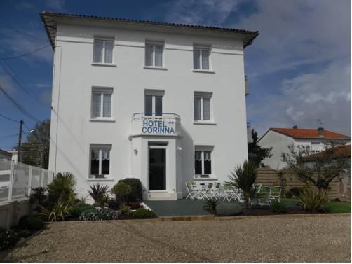 P'tit Dej-Hotel Royan Corrina