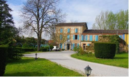 Hotel Restaurant La Verrerie Gaillac