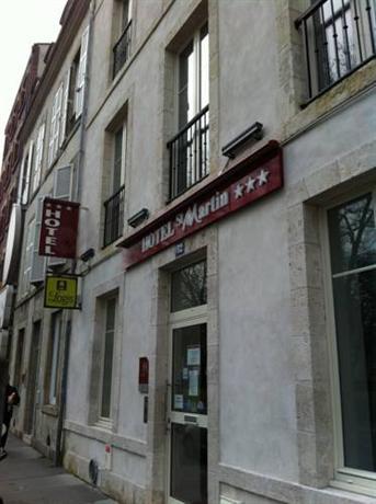 Hotel Saint Martin Orleans