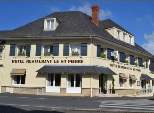 Hotel Restaurant Le Saint-Pierre