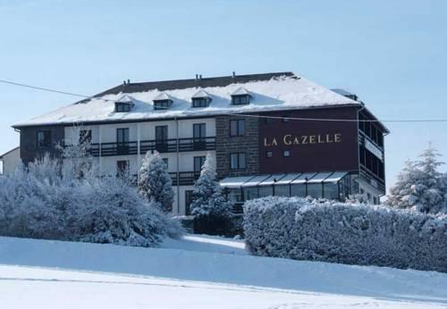 Hotel Restaurant La Gazelle Besse Et Saint Anastaise