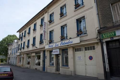 Hotel Les Colombes