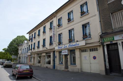 Hotel Les Colombes Verdun-sur-Meuse