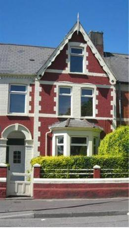 Ty Rosa Bed & Breakfast Cardiff