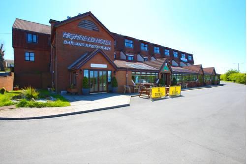 Highfield Hotel East Rainton