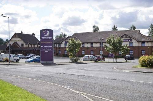 Premier Inn Glasgow Bellshill