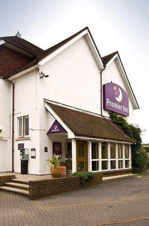Premier Inn Horsham North Horsham Station Hotel