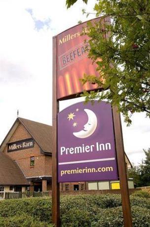 Premier Inn Nottingham West