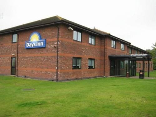 Days Inn Stafford Stone