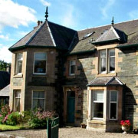 Fernbank House Bed and Breakfast Aberfeldy