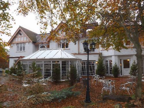 Manor Park Hotel Monkton Prestwick