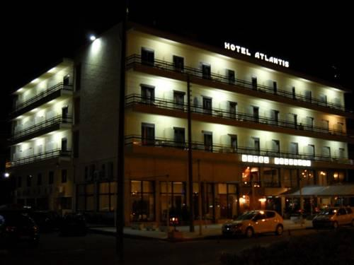 Hotel Atlantis Corfu Island