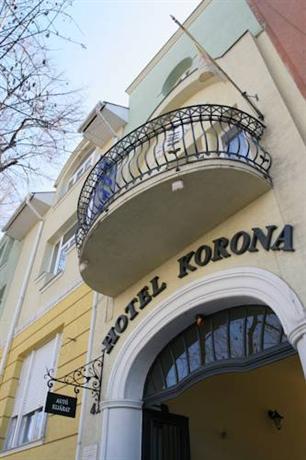 Hotel Korona Szeged