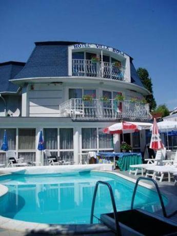 Villa Rosa Hotel Zamardi Compare Deals