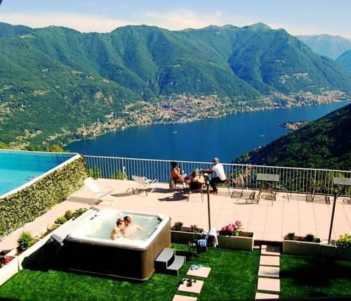 meuble paradiso sul lago hotel brunate compare deals. Black Bedroom Furniture Sets. Home Design Ideas