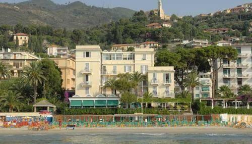 Hotel Beau Sejour Alassio Italy