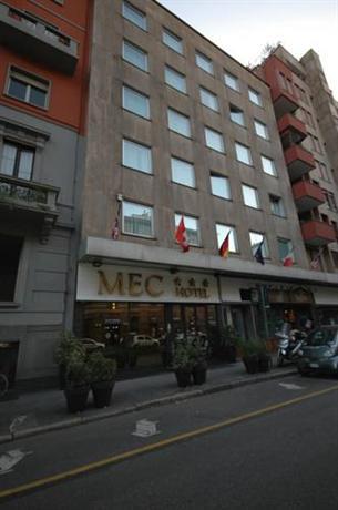 Hotel Mec Milano Telefono