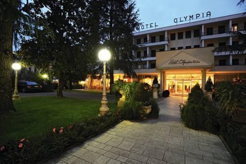 Hotel olimpia terme montegrotto terme offerte in corso for Piscina hotel olympia