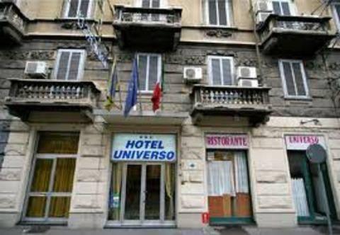 Hotel Universo Turin