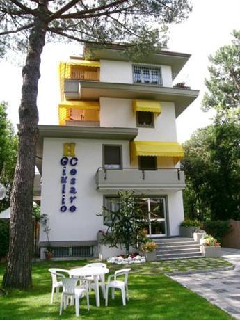 Hotel Giulio Cesare Cinquale