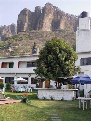 Hotel Puerto Villamar Tepoztlan