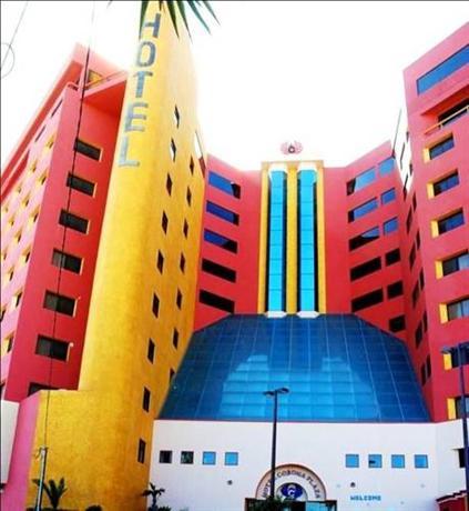 About Hotel Corona Plaza Rosarito