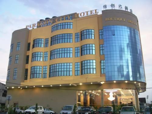Paragon City Hotel Ipoh Massage