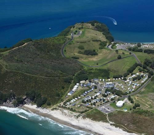 Bowentown Beach Holiday Park Resorts Waihi Beach