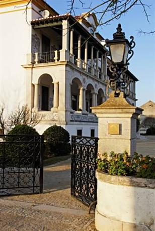 Palacio De Rio Frio - Solares De Portugal