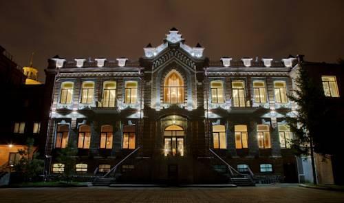 Parus Hotel Khabarovsk