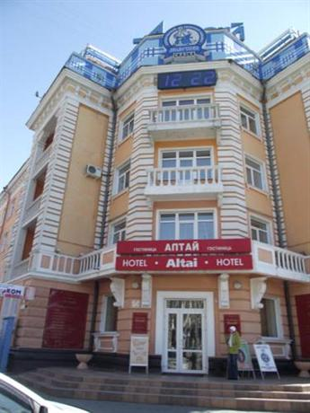 Altay Hotel Barnaul