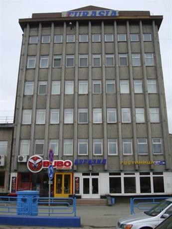 Eurasia Hotel Yuzhno-Sakhalinsk