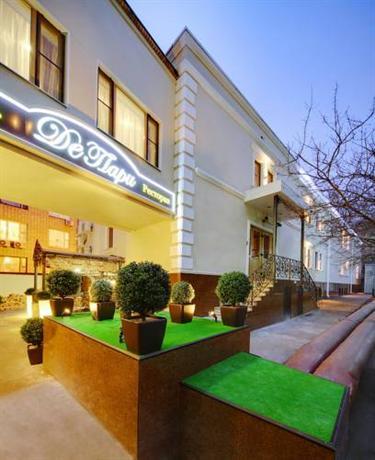 Hotel De Paris Moscow