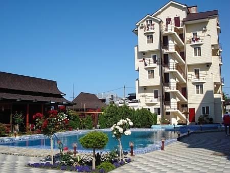 Гостиница Марина