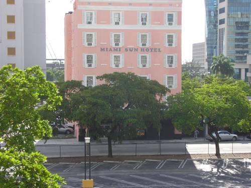 Miami Sun Hotel - Downtown/Port of Miami