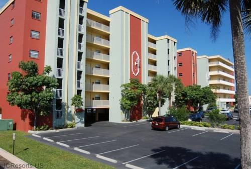 Ram Sea Resort Condominium North Redington Beach