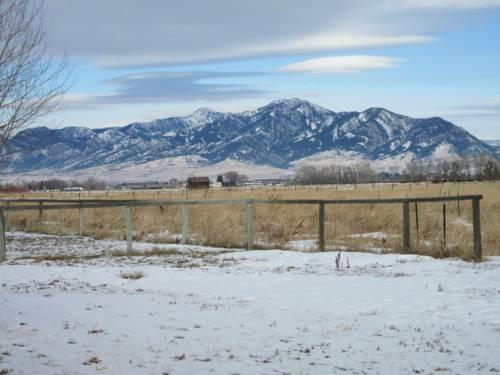 Bozeman Country Carriage House