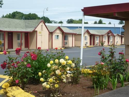 Budget Inn Motel Woodburn Or