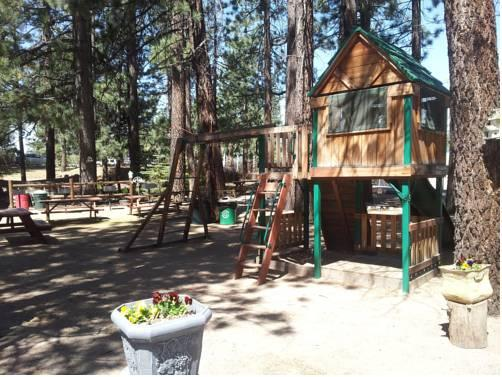 Honey Bear Lodge Cabins Big Bear Lake Compare Deals