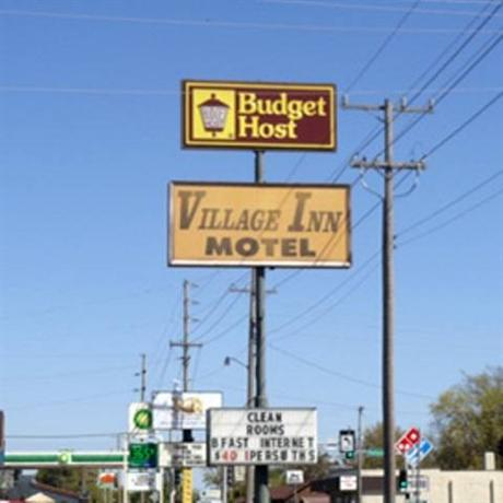 Budget Host Village Inn Kirksville