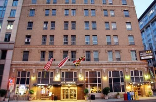 Harrington Hotel Washington D C