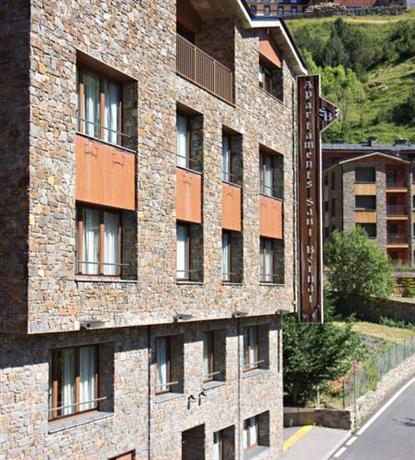 Apartaments Sant Bernat