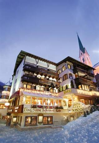 Hotel Sonne Ischgl