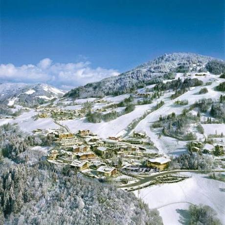 Hotel Alpenschlossl St Johann Alpendorf