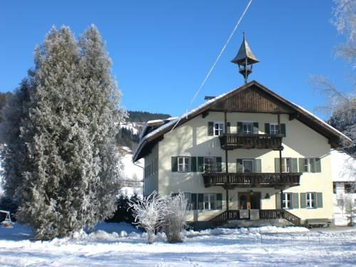 Biberhof Farmhouse Apartments Radstadt